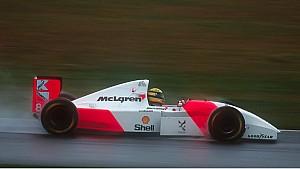 La vittoria epica di Senna al GP d'Europa del 1993