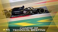 GP van China: Technische briefing van Renault