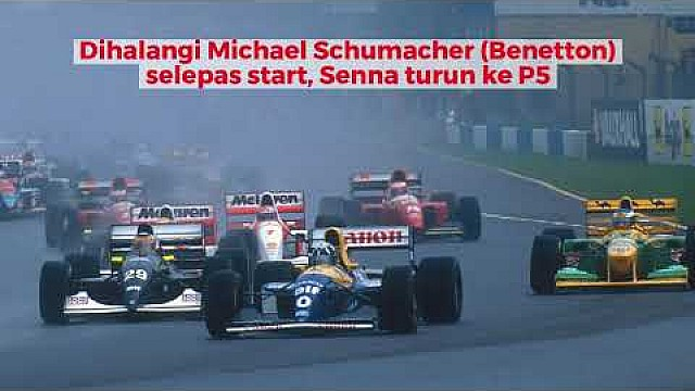 Balapan Formula 1 terbaik? | Racing Stories