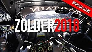 Zolder 2018 - Serie Blancpain GT