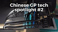 Chinese GP tech spotlight #2