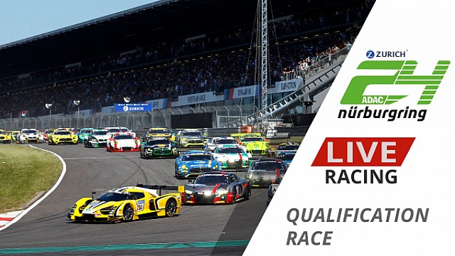 Qualification Race 24 Ore del Nürburgring