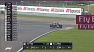Daniel Ricciardo passe Bottas pour la tête