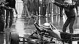 La prima vittoria di Ayrton Senna in F1
