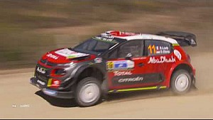 2018 rally Mexico - best of Friday