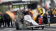 Brittany Force rockets to the top friday in Houston