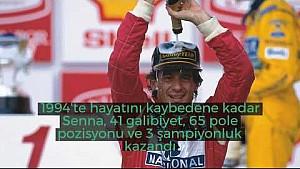 Ayrton Senna'nın F1'deki ilk zaferi - 1985 Portekiz GP
