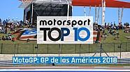 Top 10 GP de las Américas 2018 MotoGP