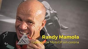 Randy Mamola, leyenda de MotoGP sin corona
