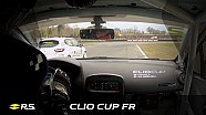 2018 Clio Cup France - Nogaro - race 2 - onboards
