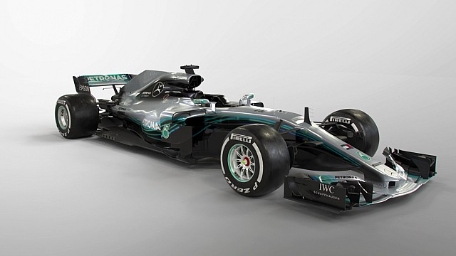 What do 2018 F1 cars look like without the halo?