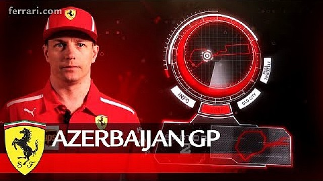 GP Azerbeidzjan - Preview Ferrari