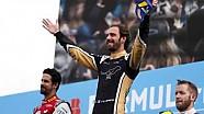 Selebrasi podium Jean-Eric Vergne | ePrix Paris