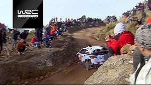 Rallye d'Argentine - Spéciale 16