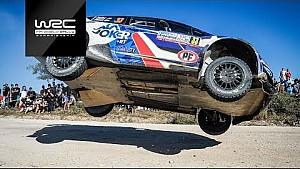 Rallye d'Argentine - Spéciales 9-11