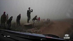 Rally Argentina best of: on-board in the fog with Thierry and Nicolas