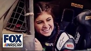 Hailie Deegan, NASCAR's 16-year-old future star | NASCAR RACE HUB