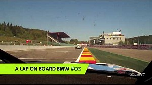 Total 6 hours of Spa-Francorchamps - a lap in the BMW #81