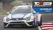 Live: TCR Europe in Le Castellet, Rennen 1