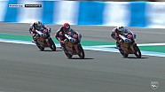 Red Bull MotoGP Rookies Cup - Jerez Race 1 Highlights