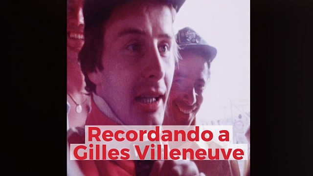 Racing Stories: recordando a Gilles Villeneuve