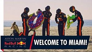 Red Bull est prêt pour un possible GP de Miami!