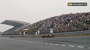 Demo Max Verstappen tijdens Jumbo Racedagen