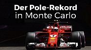 Der Pole-Rekord in Monaco
