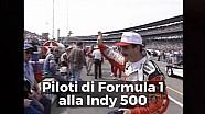 Piloti di Formula 1 alla Indy 500