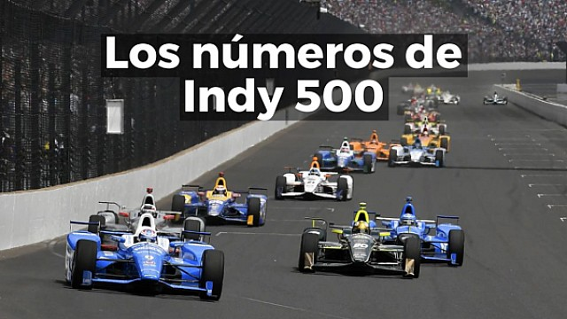 Racing Stories: los números de Indy 500 LAT