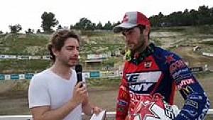 L'interview des vainqueurs en Elite MX