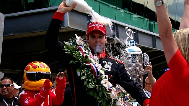 Indy 500: Highlights