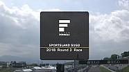 2018 スーパーフォーミュラ第3戦 SUGO 決勝ダイジェスト