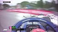 Le crash de Hartley en caméra embarquée