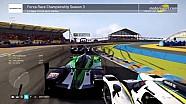 Annonce du championnat Le Mans eSports Series
