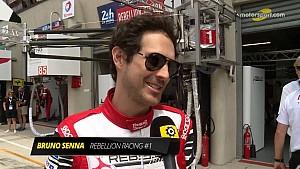 Interview Bruno Senna