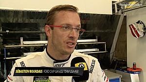Le Mans 24h: Sebastien Bourdais Interview