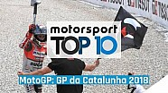 VÍDEO: Top 10 GP da Catalunha