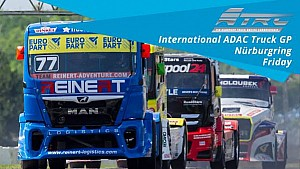 Re-Live: International ADAC Truck GP - Nürburgring - Friday