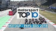 Top 10 - Grand Prix des Pays-Bas