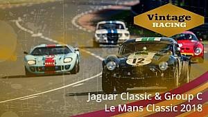 Re-Live: Le Mans Classic - Jaguar Classic & Group C