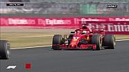 Vettel dépasse Bottas