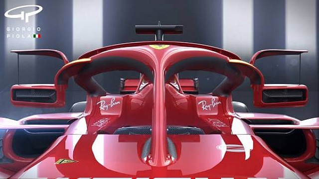 Updates Ferrari in Grand Prix van Spanje