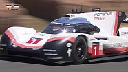 La Porsche 919 Evo à Goodwood